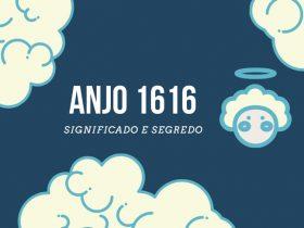 Anjo Número 1616 | Veja o Significado e o Segredo deste Anjo!