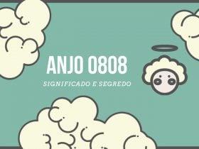 Anjo Número 0808 | As 6 Mensagens Celestiais e seu Significado