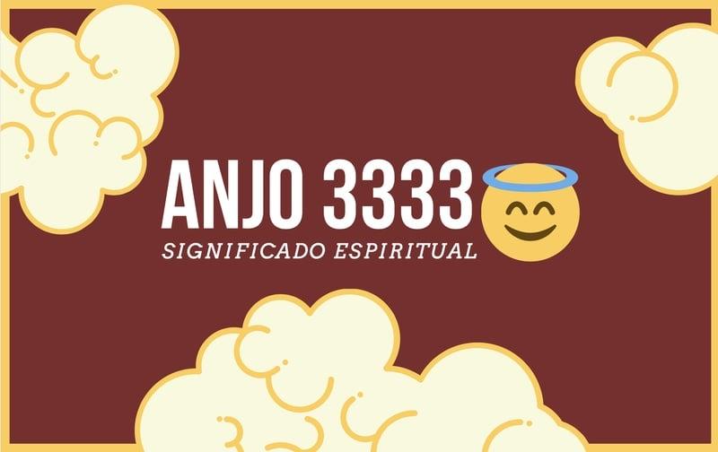 Anjo Número 3333