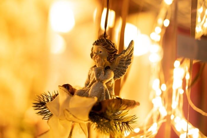 Como posso acender uma vela para meu anjo da guarda?