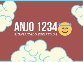 Anjo Número 1234 | Significado Espiritual e 5 Sinais dos Céus