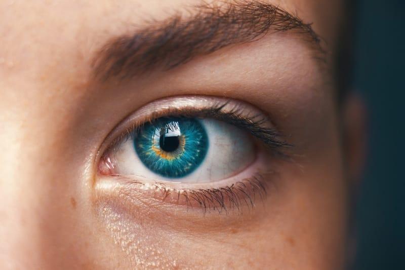 Olho direito e esquerdo tremendo: Significado espiritual