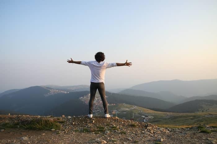 Coragem e força espiritual
