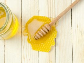 Adoçamento amoroso simples: com açúcar e mel para o amor