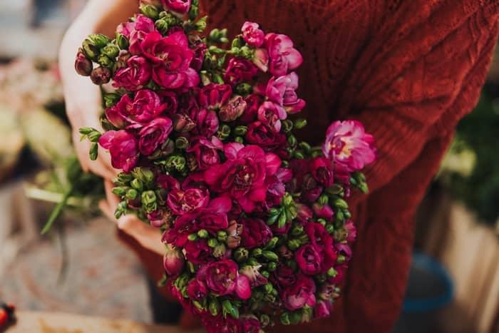 Utilizar um floral para a ansiedade funciona