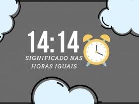 Horas iguais 14:14 | Significado Angelical e Mensagens Secretas