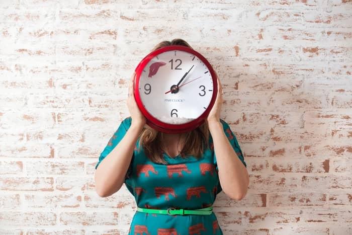 Significado espiritual das horas em ponto