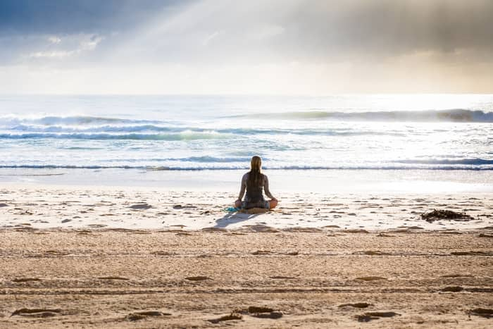 Meditação e Feng Shui para proteção