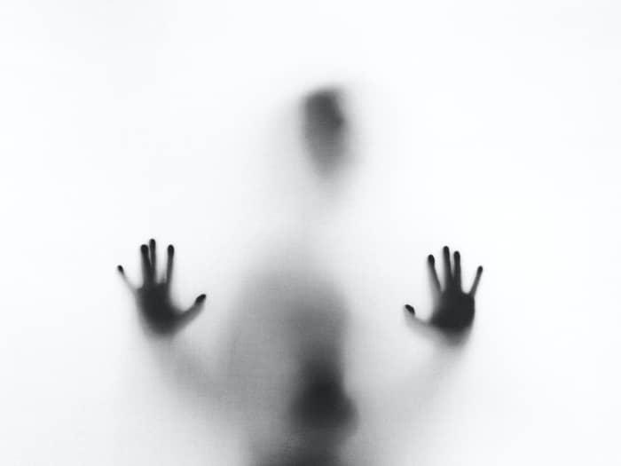 Preocupação perante o aparecimento de vultos ou espíritos obsessores