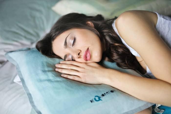 Proteção espiritual durante o sono