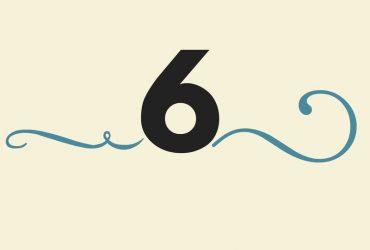 Significado do Número 6 na Numerologia