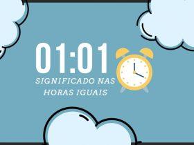 Horas Iguais 01:01   As 13 mensagens do seu Anjo da Guarda
