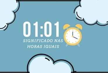 Horas Iguais 01:01 | As 13 mensagens do seu Anjo da Guarda