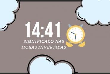 14:41 - Significado nas Horas Invertidas no Espiritismo e Numerologia