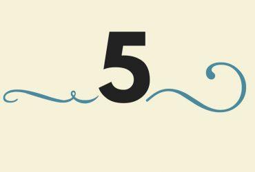 Significado do Número 5 na Numerologia