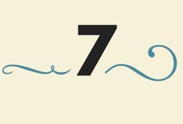 Significado do Número 7 na Numerologia: Irei sofrer muito?