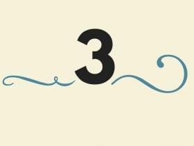 Significado do Número 3 na Numerologia