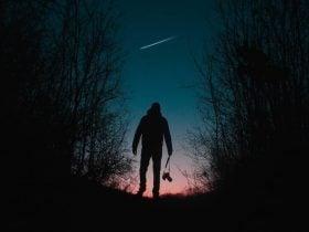Ver uma Estrela Cadente: Significado Espiritual! Dá sorte na vida?