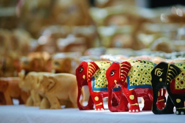 Qual é o significado do elefante na Umbanda?