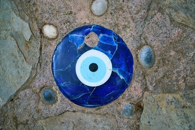 Significado espiritual do Olho Grego