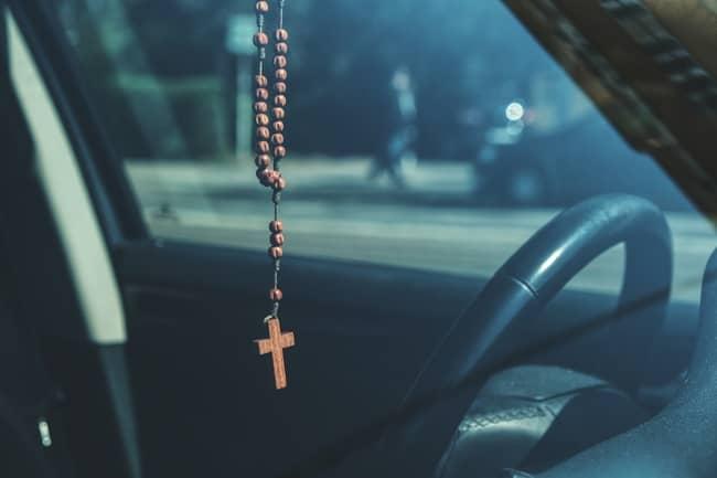 As cruzes e a proteção espiritual