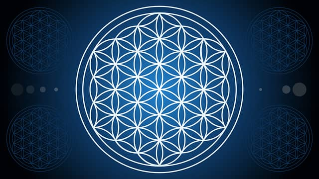 Significado da Flor da Vida na Geometria Sagrada